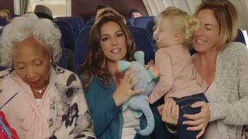 SKECHERS Wide Fit TV Spot, 'First Class' Featuring Kelly Brook