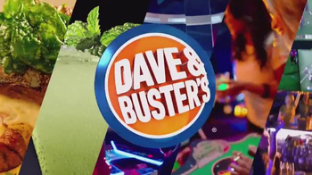 Dave and Buster's TV Spot, 'Everything Is New' - Thumbnail 1