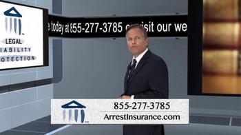 Arrest Insurance TV Spot, 'Criminal Defense Lawyers' - Thumbnail 7
