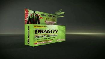 Dragon Pain Relief Cream TV Spot, 'Actúa al contacto' [Spanish] - Thumbnail 2