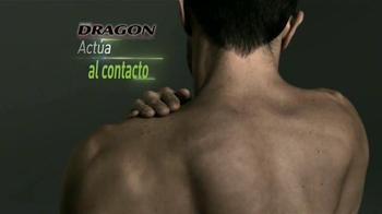 Dragon Pain Relief Cream TV Spot, 'Actúa al contacto' [Spanish] - Thumbnail 4