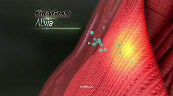 Dragon Pain Relief Cream TV Spot, 'Actúa al contacto' [Spanish] - Thumbnail 5