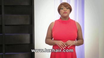 LuxHair TV Spot, 'Get Your Wig On' Featuring Sherri Shepherd