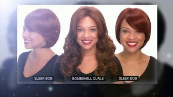 LuxHair TV Spot, 'Get Your Wig On' Featuring Sherri Shepherd - Thumbnail 2