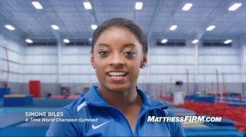 Mattress Firm TV Spot, 'Right Equipment, Right Mattress' Feat. Simone Biles - 12 commercial airings