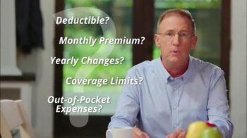 TZ Insurance Solutions Medicare Advantage Plan TV Spot, 'Clutter'