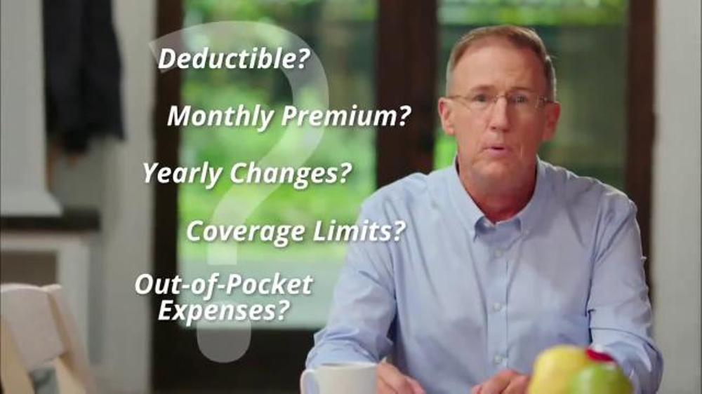 TZ Insurance Solutions Medicare Advantage Plan TV Commercial, 'Clutter'