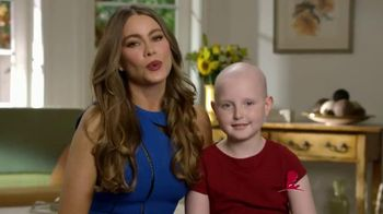 St. Jude Children's Research Hospital TV Spot, 'Thanks' Ft. Sofia Vergara - 209 commercial airings
