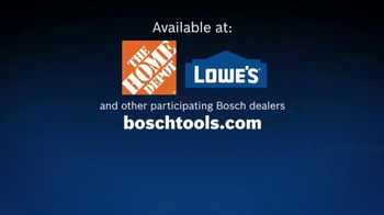 Bosch Tools Blaze TV Spot, 'Meet the Family' - Thumbnail 8