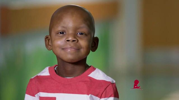 St. Jude Children's Research Hospital TV Spot, 'Give Thanks' - Thumbnail 5