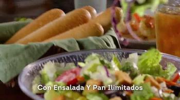 Olive Garden Pastas Llenas de Sabor TV Spot, 'Para saborear' [Spanish] - Thumbnail 5