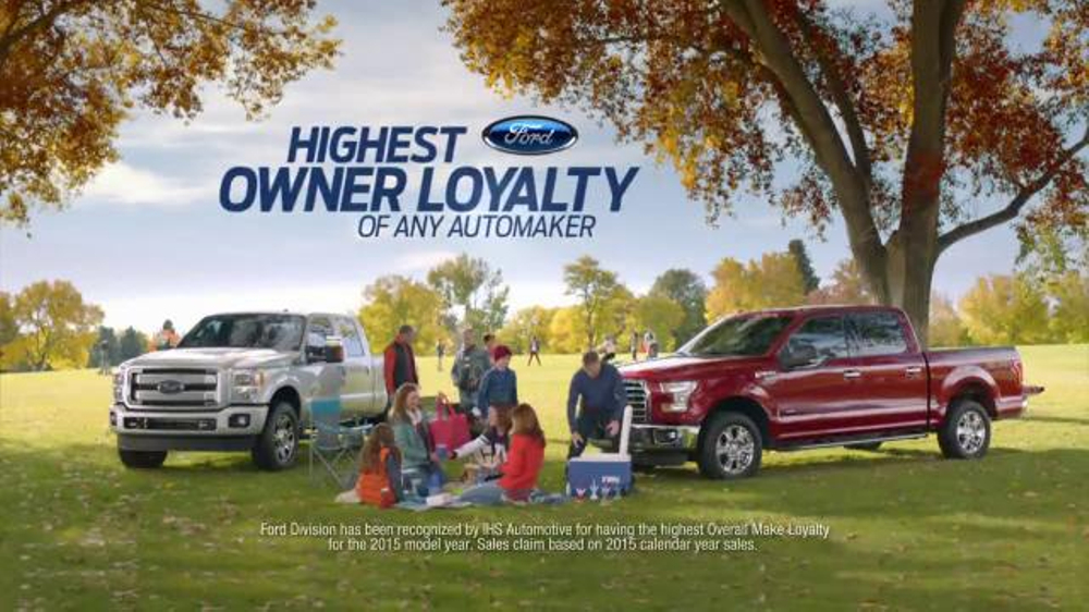 Subaru Forester Commercial Song >> Ford Year End Event TV Commercial, 'Black Friday: 2017 ...