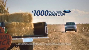 Ford Year End Event TV Spot, 'Black Friday: 2017 Escape' - Thumbnail 3