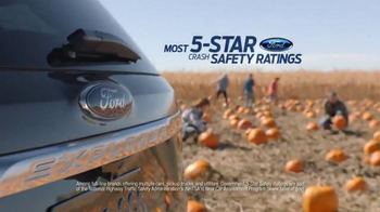 Ford Year End Event TV Spot, 'Black Friday: 2017 Escape' - Thumbnail 4