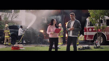 State Farm TV Spot, 'On Fire' Featuring Aaron Rodgers, Randall Cobb - Thumbnail 8