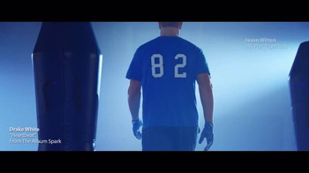 GEICO TV Spot, 'Heartbeat' Featuring Jason Witten, Song by Drake White - Thumbnail 1