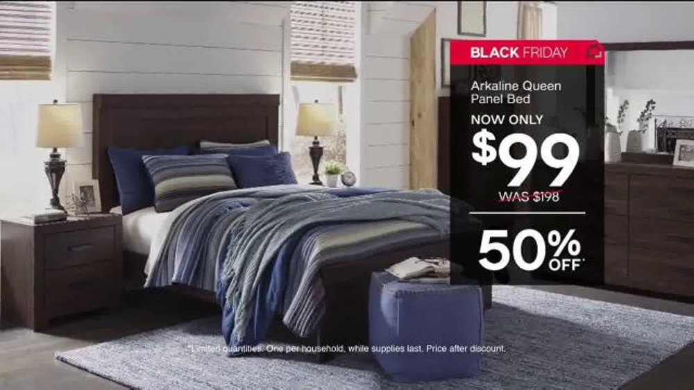 Ashley Homestore Tv Commercial 39 2016 Black Friday Sofa And Bed 39