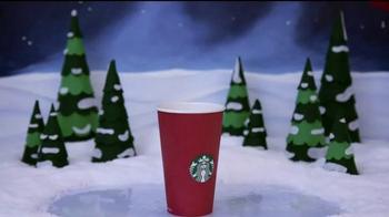 Starbucks TV Spot, 'Holiday Craft: Michael's Chestnut Praline Latte' - Thumbnail 5