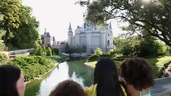 Walt Disney World TV Spot, 'Elena of Avalor Makeover' - Thumbnail 1