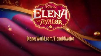 Walt Disney World TV Spot, 'Elena of Avalor Makeover' - Thumbnail 9
