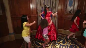 Walt Disney World TV Spot, 'Elena of Avalor Makeover' - Thumbnail 8