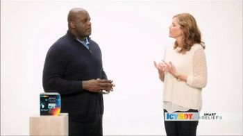 Icy Hot Smart Relief TV Spot, 'Game Changer' Featuring Shaquille O'Neal