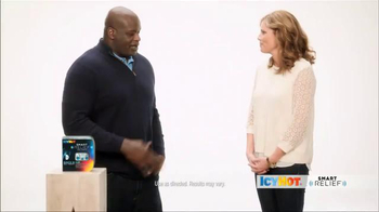Icy Hot Smart Relief TV Spot, 'Game Changer' Featuring Shaquille O'Neal - Thumbnail 1