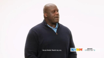 Icy Hot Smart Relief TV Spot, 'Game Changer' Featuring Shaquille O'Neal - Thumbnail 2