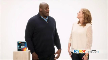 Icy Hot Smart Relief TV Spot, 'Game Changer' Featuring Shaquille O'Neal - Thumbnail 4