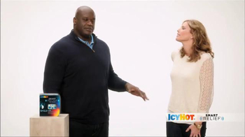 Icy Hot Smart Relief TV Spot, 'Game Changer' Featuring Shaquille O'Neal - Thumbnail 9