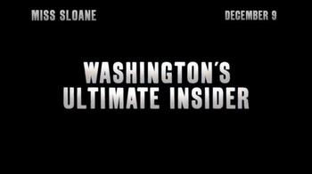 Miss Sloane - Alternate Trailer 8