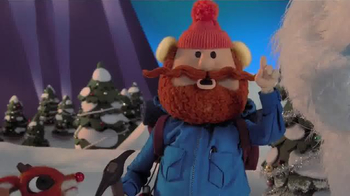 Denny's Rudolph Pancakes TV Spot, 'Here for the Holidays' - Thumbnail 1