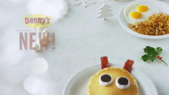 Denny's Rudolph Pancakes TV Spot, 'Here for the Holidays' - Thumbnail 7