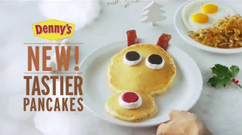 Denny's Rudolph Pancakes TV Spot, 'Here for the Holidays' - Thumbnail 8