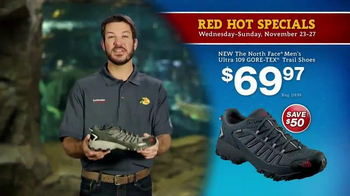 Bass Pro Shops Super Saturday and Super Sunday Sale TV Spot, 'Red Hot' - 60 commercial airings