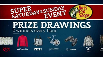 Bass Pro Shops Super Saturday and Super Sunday Sale TV Spot, 'Red Hot' - Thumbnail 8