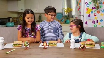Subway Fresh Fit for Kids Meal TV Spot, 'Disney Channel: Moana Toys' - 303 commercial airings
