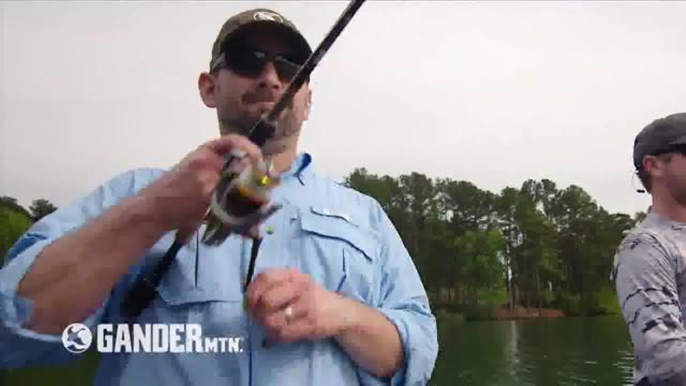 Gander Mountain TV Commercial, 'We Live for This' Song by Charlie Parr