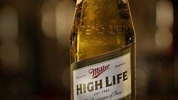 Miller High Life TV Spot, 'Bottle Hero'