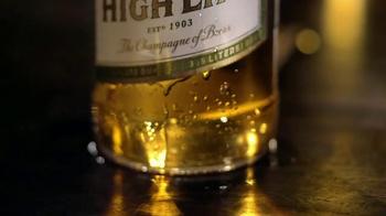 Miller High Life TV Spot, 'Bottle Hero' - Thumbnail 1