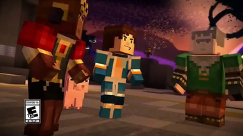 Minecraft: Story Mode: Craft Your Own Story thumbnail
