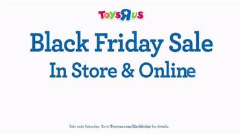 Toys R Us Black Friday Sale TV Spot, 'Thursday Through Saturday' - Thumbnail 3