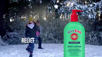 Gold Bond Medicated Body Lotion TV Spot, 'Medicated Relief' - Thumbnail 8