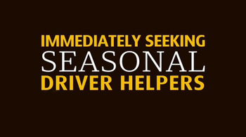 UPS Jobs TV Spot, 'Seasonal Work for the Holidays' - Thumbnail 6