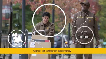 UPS Jobs TV Spot, 'Seasonal Work for the Holidays' - Thumbnail 8