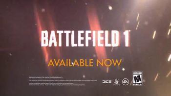 Battlefield 1 TV Spot, 'Tectonic Shift' Song by The Smashing Pumpkins - Thumbnail 7
