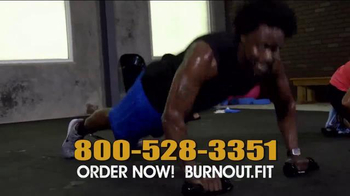 Burnout TV Spot, 'Transform Your Body' Featuring Natasha Hastings - Thumbnail 2