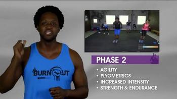 Burnout TV Spot, 'Transform Your Body' Featuring Natasha Hastings - Thumbnail 4