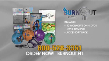 Burnout TV Spot, 'Transform Your Body' Featuring Natasha Hastings - Thumbnail 5