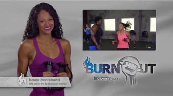 Burnout TV Spot, 'Transform Your Body' Featuring Natasha Hastings - Thumbnail 6